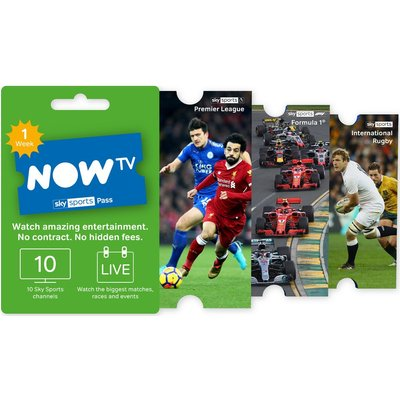 5060380650467 | NOW TV  Sky Sports Pass   1 Week Store