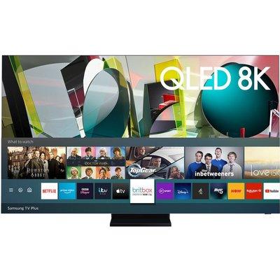 "75"" SAMSUNG QE75Q950TSTXXU  Smart 8K HDR QLED TV with Bixby, Alexa & Google Assistant"