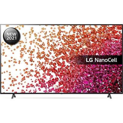 LG 86NANO756PA  Smart 4K Ultra HD HDR LED TV with Google Assistant & Amazon Alexa - Ashed Blue, Blue