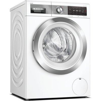 BOSCH Serie 8 WAV28EH3GB WiFi-enabled 9 kg 1400 Spin Washing Machine - White, White