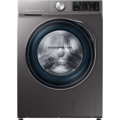 Samsung ecobubble WW10N645RBX/EU Smart 10 kg 1400 Spin Washing Machine - Graphite, Graphite