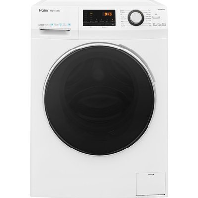 HAIER Hatrium HW70-B12636 7 kg 1200 Spin Washing Machine - White, White