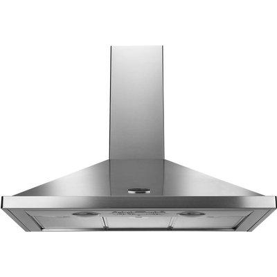 RANGEMASTER  LEIHDC110SC Chimney Cooker Hood   Stainless Steel  Stainless Steel - 5028683089353