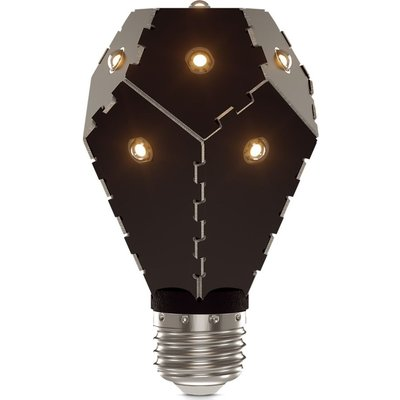 NANOLEAF Smart Ivy Bulb - E27, Black