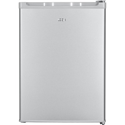 LOGIK LTT68S18 Mini Fridge   Silver  Silver - 5017416768788