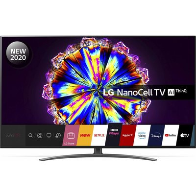LG 86NANO916NA  Smart 4K Ultra HD HDR LED TV with Google Assistant & Amazon Alexa