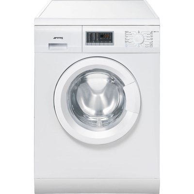 SMEG Washer Dryer WDF147  - White, White