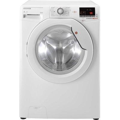 Hoover Washer Dryer Dynamic WDXOC 4106A Smart 10 kg  - White, White