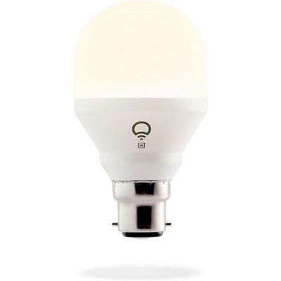 LIFX A19 Mini White Smart Bulb - B22, White