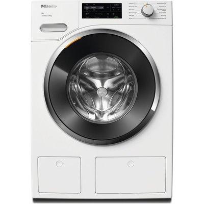 Miele W1 TwinDos WWG 660 WCS WiFi-enabled 9 kg 1400 Spin Washing Machine - White, White