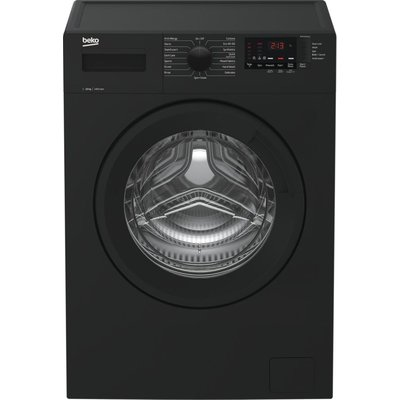 BEKO WTK104121A 10 kg 1400 Spin Washing Machine - Anthracite, Anthracite