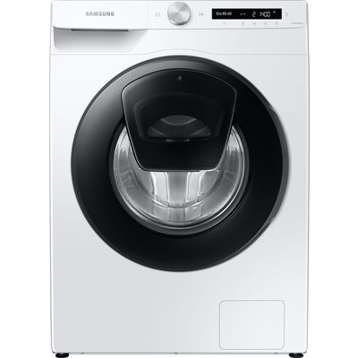 SAMSUNG AddWash WW80T554DAW/S1 WiFi-enabled 8 kg 1400 Spin Washing Machine - White, White
