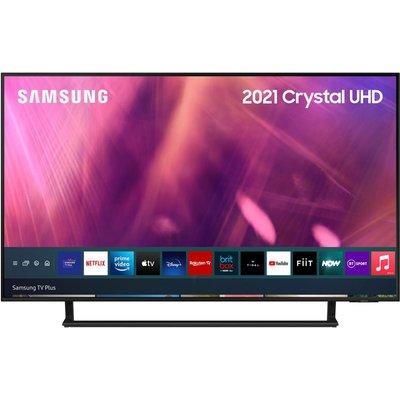 "50"" SAMSUNG UE50AU9007KXXU  Smart 4K Ultra HD HDR LED TV with Bixby, Alexa & Google Assistant"