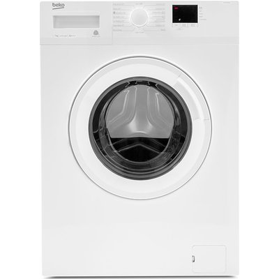 BEKO WTB720E1W 7 kg 1200 Spin Washing Machine - White, White