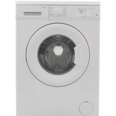 ESSENTIALS C510WM18 5 kg 1000 Spin Washing Machine - White, White
