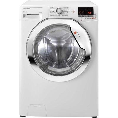HOOVER Dynamic Next WDXOC 685AC NFC 8 kg Washer Dryer - White, White