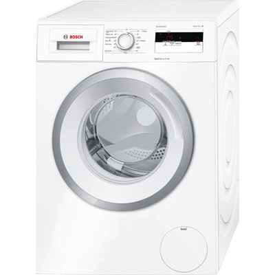 Bosch Serie 4 WAN28080GB Washing Machine - White, White