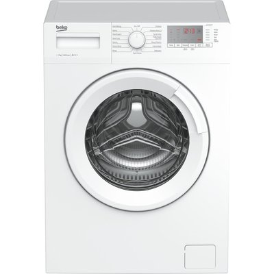 BEKO WTG761M1W 7 kg 1600 Spin Washing Machine - White, White