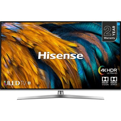 HISENSE H55U7BUK 55� Smart 4K Ultra HD HDR LED TV