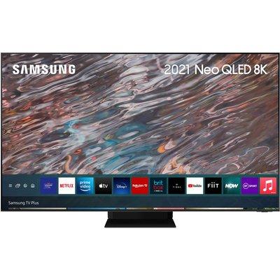 "75"" SAMSUNG QE75QN800ATXXU  Smart 8K HDR Neo QLED TV with Bixby, Alexa & Google Assistant"