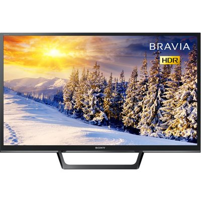 "32"" SONY BRAVIA KDL32WE613  Smart HDR LED TV, Silver"
