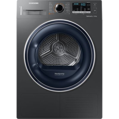 Samsung Tumble Dryer DV90M50003X/EU 9 kg Heat Pump  - Graphite, Graphite