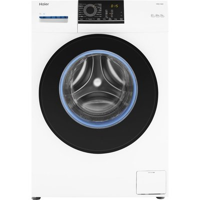 HAIER HW80-14829 8 kg 1400 Spin Washing Machine - White, White