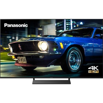 "65"" PANASONIC TX-65HX800B  Smart 4K Ultra HD HDR LED TV - Black, Black"
