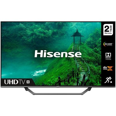 "65"" HISENSE 65AE7400FTUK  Smart 4K Ultra HD HDR LED TV"