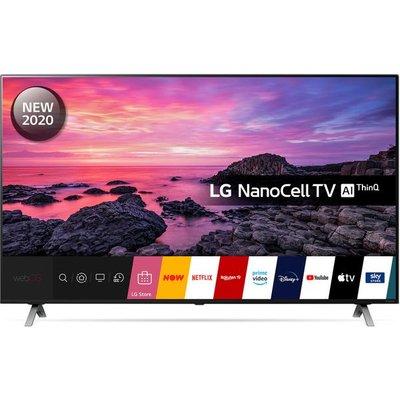 "55"" LG 55NANO906NA  Smart 4K Ultra HD HDR LED TV with Google Assistant & Amazon Alexa"