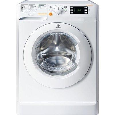 Indesit Washer Dryer XWDE 861480X W 8 kg  - White, White