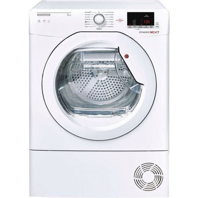 HOOVER Dynamic Next DX C9DE WiFi-enabled 9 kg Condenser Tumble Dryer - White, White