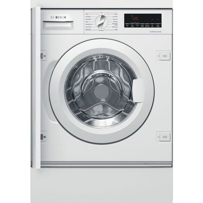 BOSCH Serie 8 WIW28501GB Integrated 8 kg 1400 Spin Washing Machine