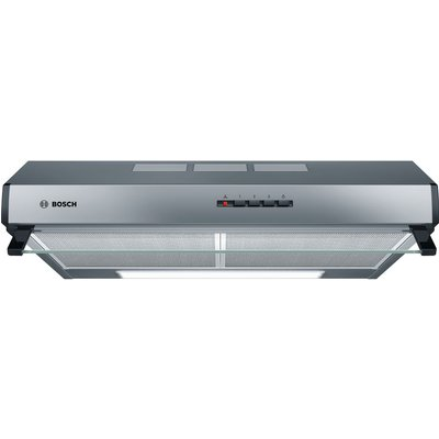 BOSCH DUL63CC50B Canopy Cooker Hood   Stainless Steel  Stainless Steel - 4242002968513
