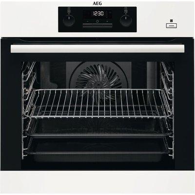 AEG BEB351010W Electric Oven   White  White - 7332543534135