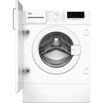 BEKO WIY72545 Integrated 7 kg 1200 Spin Washing Machine