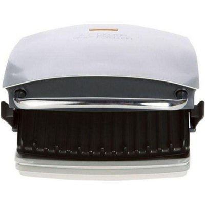 George Foreman 14181 Family Grill and Melt Health Grill   Silver  Silver 5038061027648