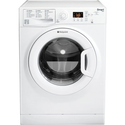 Hotpoint WMFUG942PUK SMART Washing Machine - White, White