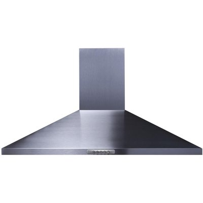 Newworld UH100 cooker hoods  in Stainless Steel 5034648496531