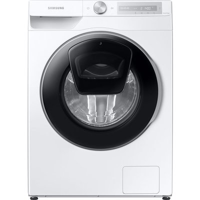 SAMSUNG AddWash  Auto Dose WW80T684DLH/S1 WiFi-enabled 8 kg 1400 Spin Washing Machine - White, White