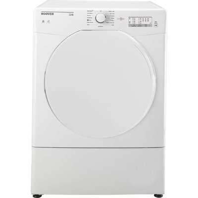 HOOVER HL V9LF NFC 9 kg Vented Tumble Dryer - White, White