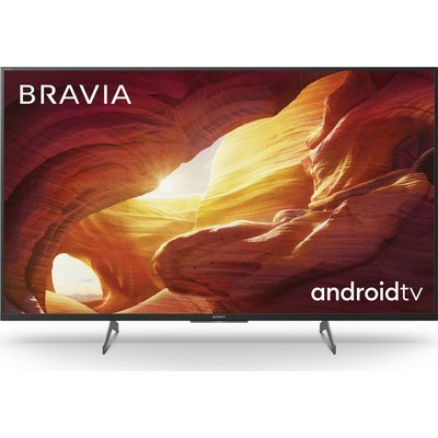 "SONY BRAVIA KD43XH8505BU 43"" Smart 4K Ultra HD HDR LED TV with Google Assistant"