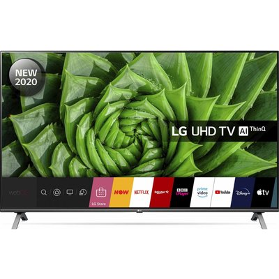 "65"" LG 65UN80006LA  Smart 4K Ultra HD HDR LED TV with Google Assistant & Amazon Alexa"