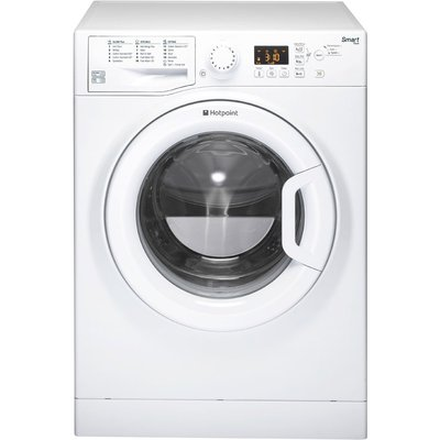 Hotpoint WMFUG742P SMART Washing Machine - White, White