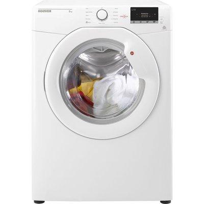 Hoover Tumble Dryer HL V8DG Vented NFC 8 kg  - White, White
