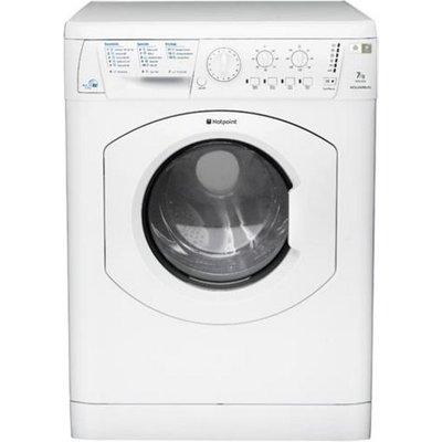 HOTPOINT  WDL540P Washer Dryer   White  White - 5016108568705