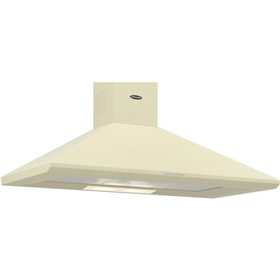 Britannia HOOD K240 10 C Brioso 100cm Chimney Cooker Hood Matt Cream 5060245933568