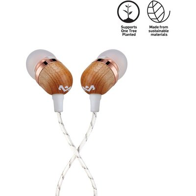 House Of Marley Smile Jamaica Headphones   Copper - 846885007020