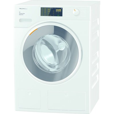 MIELE W1 TwinDos WWD 660 WiFi-enabled 8 kg 1400 Spin Washing Machine - White, White