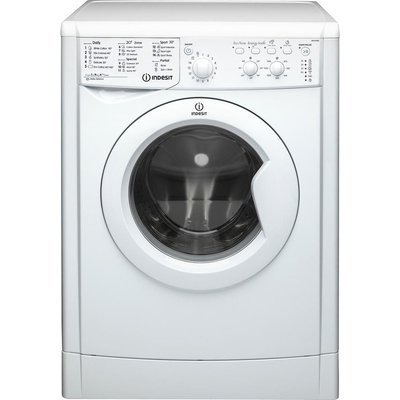 INDESIT IWC91482ECO Washing Machine - White, White